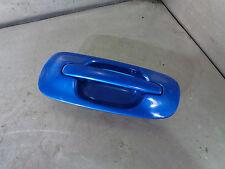Subaru Impreza WRX 03-05 Nsr Pasajero Blobeye Manija de la puerta trasera izquierda azul 02c