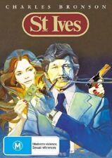 St. Ives (DVD, 2006) Starring Charles Bronson Brand New & Sealed Region 4