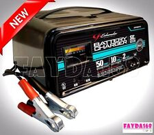 Battery Charger 12V Automatic Car Booster Engine Jump Starter Portable Emergency