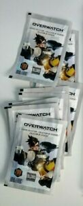 Overwatch Sticker Collection 6 Packs of Stickers New