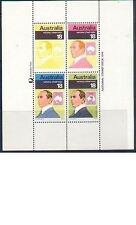 Australia 1976 STAMP WEEK Miniature Sheet Unhinged Mint SG MS634