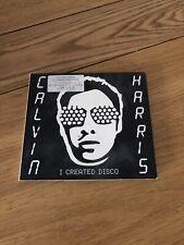 Calvin Harris : I Created Disco (Glow in the Dark Cover) CD (2007)
