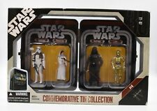 Star Wars Episode IV A New Hope Commemorative Action Figure Tin Collection