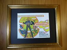 BARBARELLA MOVIE POSTER RP ON CARDSTOCK MATTED 11 X 14