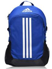 Adidas Power 5 Bolsas Mochila Morral Escolar Azul Negro Blanco Nuevo #1PS1