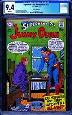 Superman's Pal Jimmy Olsen 127 CGC 9.4 -- 1970 - Fantucchio Pedigree #2010922012