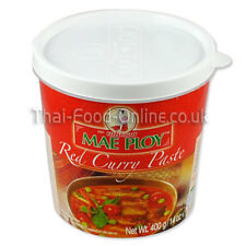 Thai Mae Ploy Red Curry Paste 400g CHEAPEST on EBAY