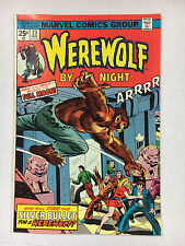 Werewolf By Night #23 G 1974 Marvel comic