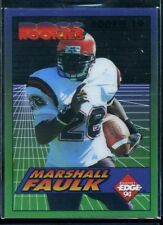 1994 Collector's Edge Marshall Faulk Boss Rookies RC