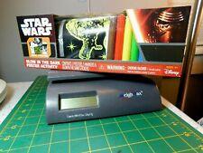 Disney StarWars Glow in the Dark 3-Poster Activity Kit 5 Markers & Stickers NOS