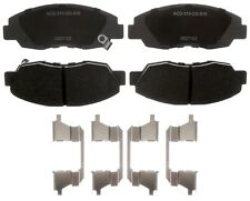 Disc Brake Pad Set-Ceramic Disc Brake Pad Front ACDelco Advantage 14D465ACHF1