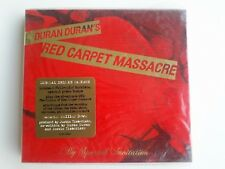 Duran Duran Red Carpet Massacre Special Deluxe Edition CD & DVD New & Sealed