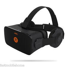 pimax 4K VR Réalité Virtuelle Lunettes 3D Casque pour Pc 110 Degree FOV Noir