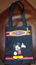 RARE pyramid handbags Authentic Mickey Mouse Stuff For Kids Tote Bag Vintage