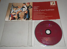 Maxi Single CD  Salt'N'Pepa - None Of Your Business  1993  4 Tracks