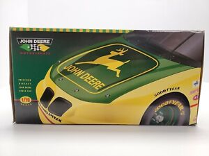 ERTL 1996 Limited Ed. Precision Diecast John Deere Stock Car 1/18 Chad Little 23