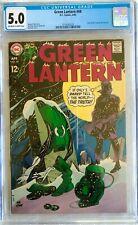 Green Lantern #68; April 1969; Silver Age; CGC 5.0