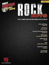 Easy Guitar Play-Along: Rock Hits: Volume 3 by Hal Leonard Corporation-F041