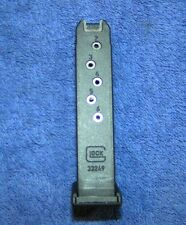 Glock 42 mag Holds 6 rounds of .380 new magazine by Glock
