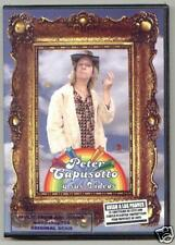 DVD PETER CAPUSOTTO Y SUS VIDEOS SEALED NEW 2008