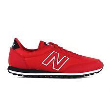 Zapatillas deportivas de hombre textiles New Balance de color principal rojo