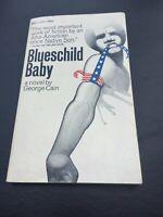 BLUESCHILD BABY by George Cain PB 1972 G SCARCE! LotA2