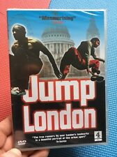 Jump London:Free Running Movie(UK DVD)New+Sealed French Le Parkour CH4 2004