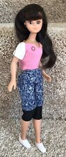The Baby-Sitters Club Kristy Vintage Doll Remco 1991 Redressed Top/shoes