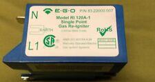 E.G.O/Tytronics Spark Ignition Module Model RI 120A-1 OEM replacement