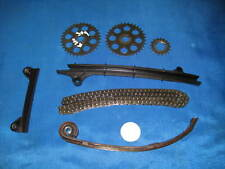 BMW K100 RS DISTRIBUZIONE CATENA PATTINI E RUOTE DENT CAM CHAIN BLADES SPROCKETS