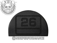 NDZ P2 Grip Plug for Glock Gen 1-3 26 27 33 39 ONLY G Model 26