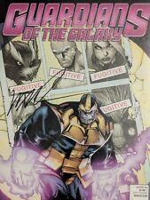 CGC 9.8 Guardians of the Galaxy #1 *SIGNED Phantom Variant!* THANOS Infinity War