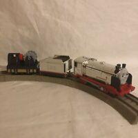 Mattel Trackmaster Motorized Thomas & Friends Tank Train Engine Merlin #783