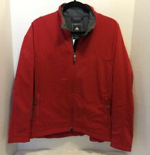 Nike ACG +2+  Women's Jacket Lined Composite Full Zipper Red Size Large (12/14)