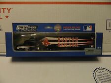boston red sox 1:80 scale die cast tractor trailer