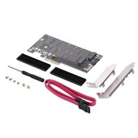 NVMe Protokoll Adapter Karte PCI-E X4 Port zu M.2 (PCI-E) SSD Konverter SAT I2U6