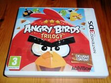 Angry Birds Trilogy for Nintendo 3DS (XL)