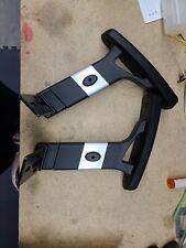 *ARM RESTS ONLY* for Staples Hyken Technical Mesh Task Chair Black 990119
