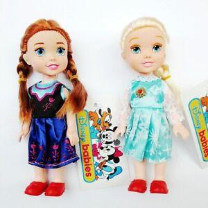Children Baby Toddlers Kids Disney Princess Anna & Elsa Figures Dolls Toy 16 cm