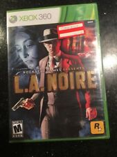 L.A. Noire  Xbox 360, 2011 Brand New Factory Sealed