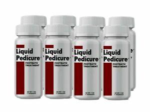 Liquid Pedicure Footbath Treatment ( 12 Pack / 12 Treatments)