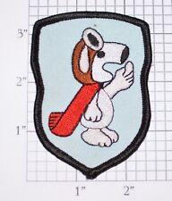 Vietnam Era Snoopy Red Baron FU Jane Fonda Embroidered Vintage Clothing Patch