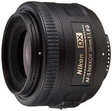 Nikon single focus lens AF - S DX NIKKOR 35 mm f / 1.8 G DX format only F/S