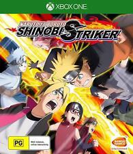 Naruto To Boruto Shinobi Striker Ninja Team Fighting Game Microsoft XBOX One