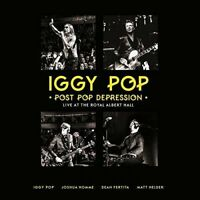Josh Homme Iggy Pop: Post Pop Depression - Live At The Royal Albert Hall CD NEW