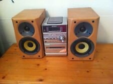 SONY Shelf System Tape and CD and Radio  Player HIFI music system