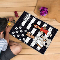 Heart 201/500/1000 Pieces Jigsaw Puzzles Bob Stankonia Linda Bob's Burgers Game