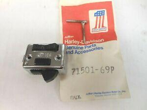 NOS Harley Aermacchi 125  Shortster  X-90  Z-90 Headlight Horn Switch 71501-69P