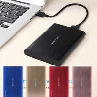 "2.5"" inch SATA USB 3.0 HDD Hard Drive External Enclosure SSD Disk Box Case Caddy"