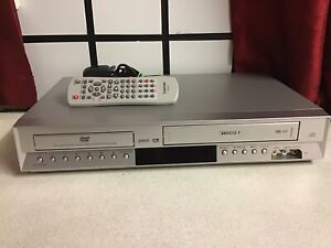 DVD / VHS Combi Player VCR Video Recorder Toshiba SD-26VBSB  FULLY WORKING